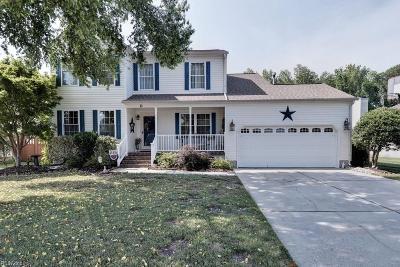 Hampton Single Family Home New Listing: 10 Hawkins Ct