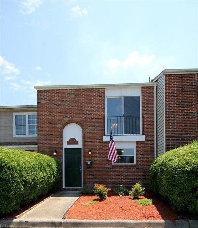 Virginia Beach VA Single Family Home New Listing: $164,900