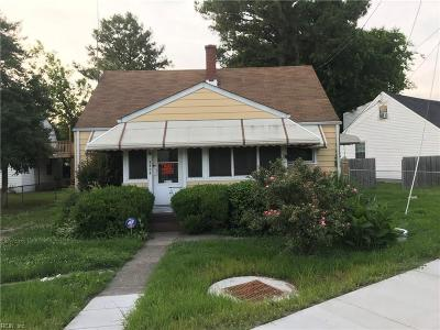 Portsmouth Single Family Home New Listing: 3204 Turnpike Rd