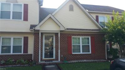 Chesapeake Single Family Home New Listing: 749 Sendero Ct