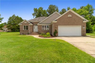 Suffolk Single Family Home New Listing: 4437 Hubbard Ave