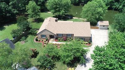 Virginia Beach Single Family Home New Listing: 4724 Woodwind Way