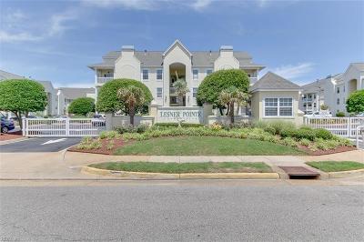 Virginia Beach Single Family Home New Listing: 3167 Silver Sands Cir #103