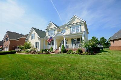 Suffolk Single Family Home New Listing: 6515 Harbour Pointe Dr