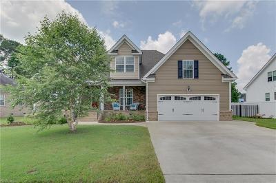 Chesapeake Single Family Home New Listing: 827 Jerryville St