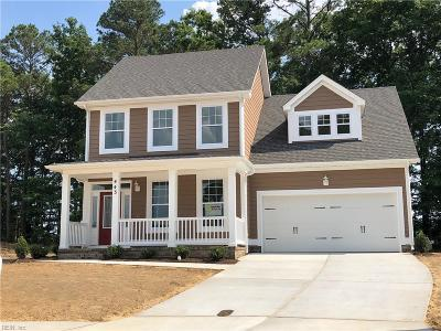 Suffolk Single Family Home New Listing: 406 Terrywood Dr