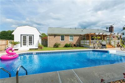 Chesapeake Single Family Home New Listing: 404 Johnstown Rd