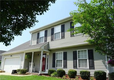 Suffolk Single Family Home New Listing: 207 Chenango Cres