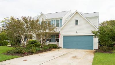 Chesapeake Single Family Home New Listing: 315 Lancing Ln