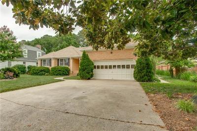 Virginia Beach Single Family Home New Listing: 904 Eastern Shore Rd