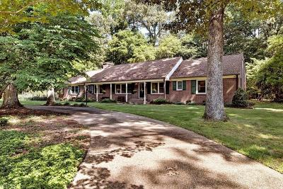 Williamsburg Single Family Home New Listing: 133 Berkeley Ln