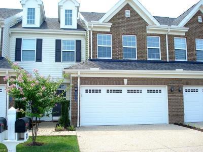 Chesapeake Single Family Home New Listing: 1217 Granton Ter #286