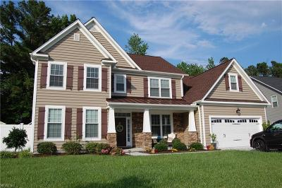 Virginia Beach Single Family Home New Listing: 4417 Gibson Cove Pl