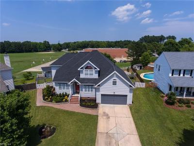 Virginia Beach Single Family Home New Listing: 2104 Taylor Farm Ct