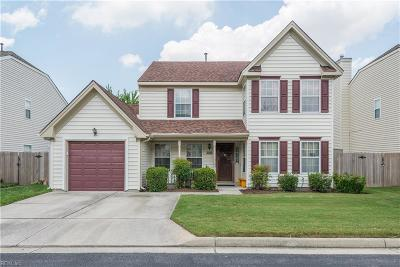 Chesapeake Single Family Home New Listing: 412 Prince Michael Ct