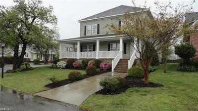 Norfolk Single Family Home For Sale: 4222 Columbus Ave
