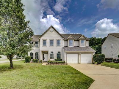Chesapeake Single Family Home New Listing: 2826 Ridgeboard Pl