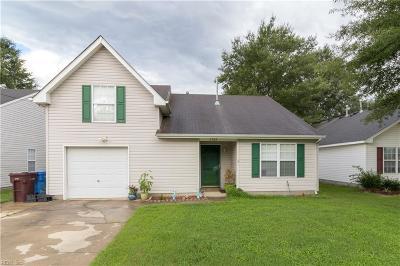 Chesapeake Single Family Home New Listing: 1709 Weber Ave