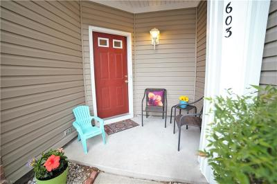Chesapeake Single Family Home New Listing: 603 Caboose Ct