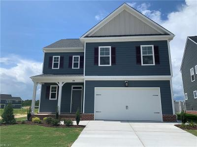 Suffolk Single Family Home New Listing: Mm Bedford At Planters Station
