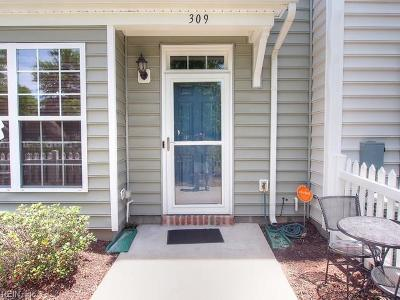 Suffolk Single Family Home New Listing: 309 Teton Cir #179