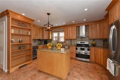 Portsmouth Single Family Home New Listing: 3118 Sterling Point Dr