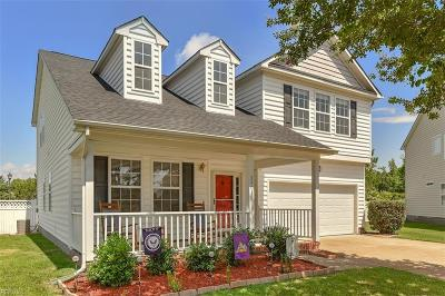 Suffolk Single Family Home New Listing: 3503 Fontwell Ct