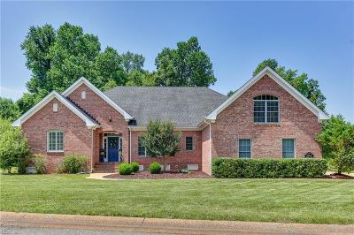 Williamsburg Single Family Home New Listing: 2505 Robert Fenton Rd