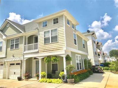 Virginia Beach Single Family Home New Listing: 904 12th St St