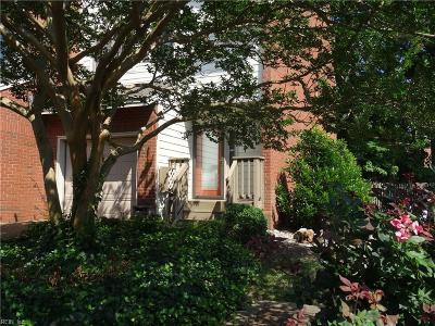 Virginia Beach Single Family Home New Listing: 692 Coquina Ln