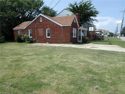 Portsmouth Single Family Home New Listing: 2314 Chestnut St