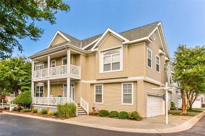 Virginia Beach Single Family Home New Listing: 3824 Long Ship Ct
