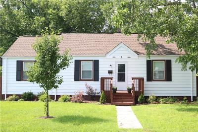 Hampton Single Family Home New Listing: 5 Macalva Dr