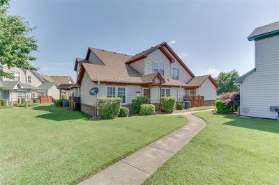 Virginia Beach Single Family Home New Listing: 1413 Lake Huron Dr