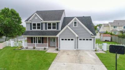 Virginia Beach Single Family Home New Listing