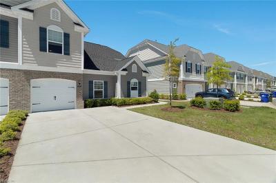 Chesapeake Single Family Home New Listing: 500 Carissa Way #6
