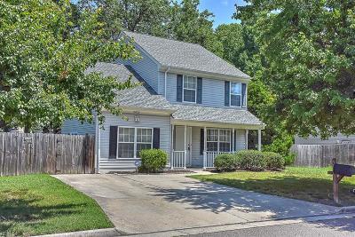 Virginia Beach Single Family Home New Listing: 5420 Foxglenn Ct