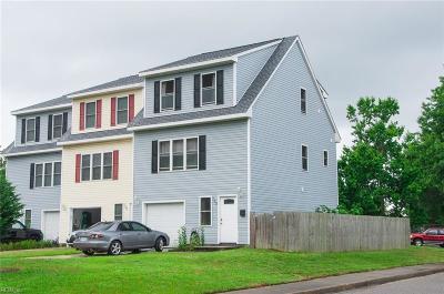 Virginia Beach Single Family Home New Listing: 133 S Comanche Cluster