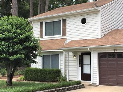 Chesapeake Single Family Home New Listing: 11 Seaton Cir