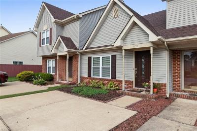 Chesapeake Single Family Home New Listing: 637 Brisa Ct