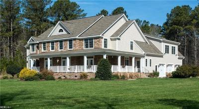 Virginia Beach Single Family Home New Listing: 3176 Mansfield Ln