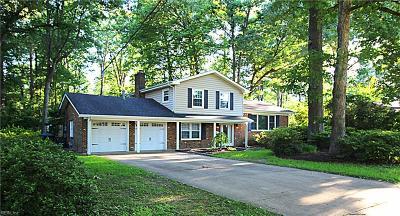 Virginia Beach Single Family Home New Listing: 5751 Normandy Ave