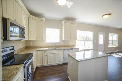 Newport News Single Family Home New Listing: 1258 36th St