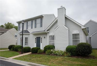 Newport News Single Family Home New Listing: 2235 White House Cv