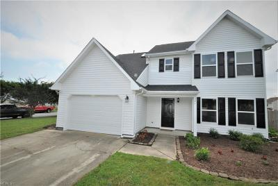 Virginia Beach Single Family Home New Listing: 541 Summer Lake Ln