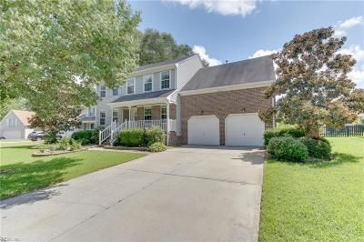 Suffolk Single Family Home New Listing: 6806 Dickens Ct