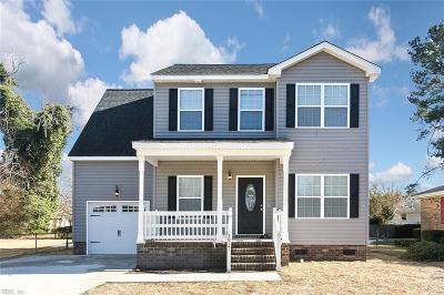 Portsmouth Single Family Home New Listing: 1915 Azalea Ave