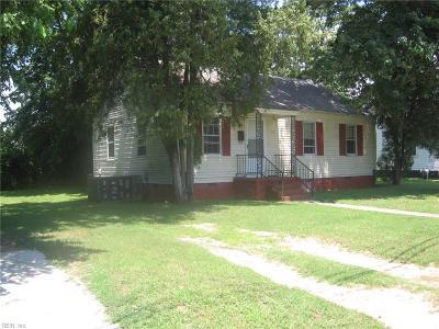 Hampton Single Family Home New Listing: 37 Huffman Dr