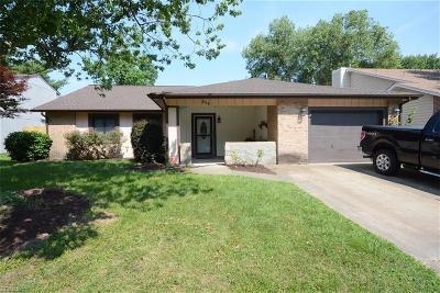 Virginia Beach Single Family Home New Listing: 765 Pine Lake Dr