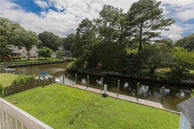 Virginia Beach VA Single Family Home New Listing: $699,900